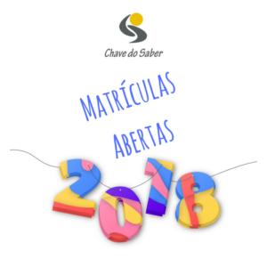 MatrículasAbertas